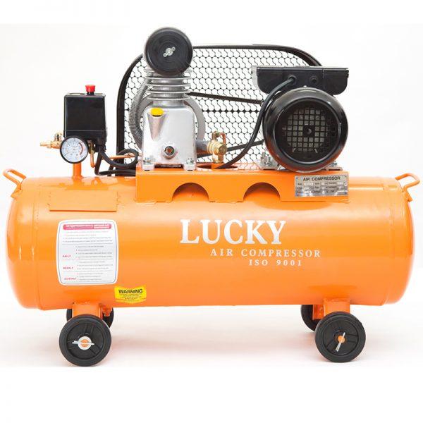 Máy nén khí dây curoa Lucky 35L 0,5HP