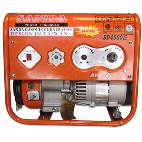 Máy phát điện Sanda SD4500R