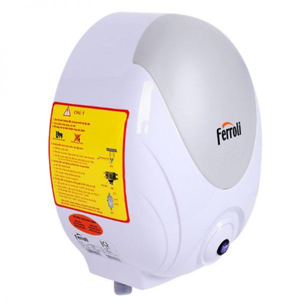 Bình nóng lạnh Ferroli 5L chống giật