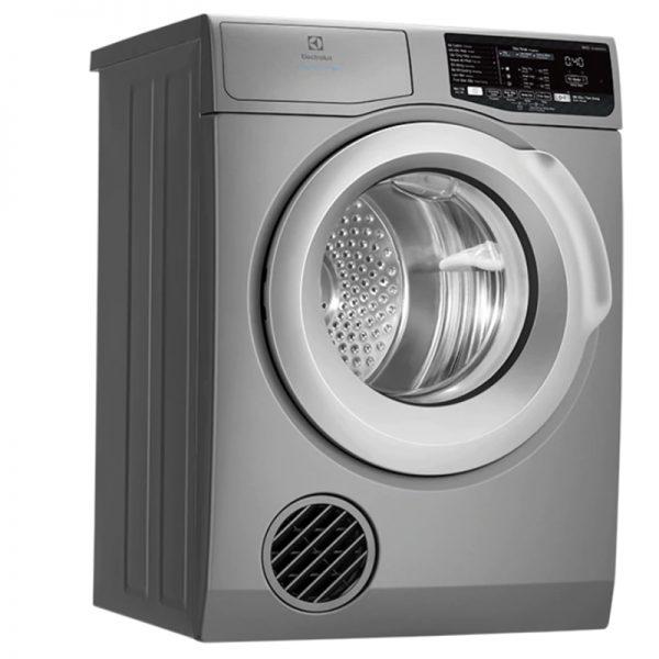 Máy sấy quần áo Electrolux màu xám bạc - 09.3456.9525