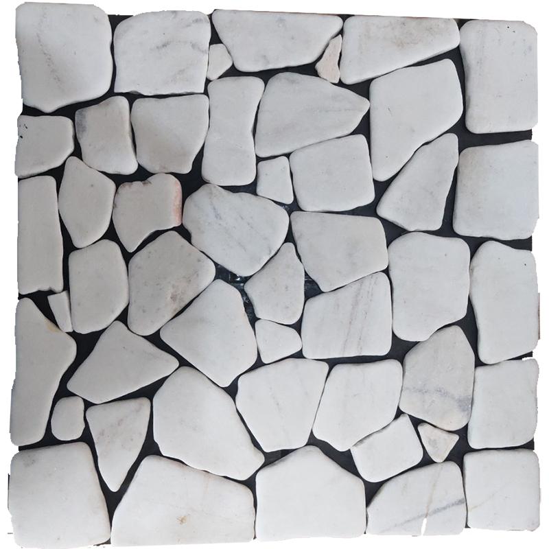Tấm sàn đá lắp ghép màu 01