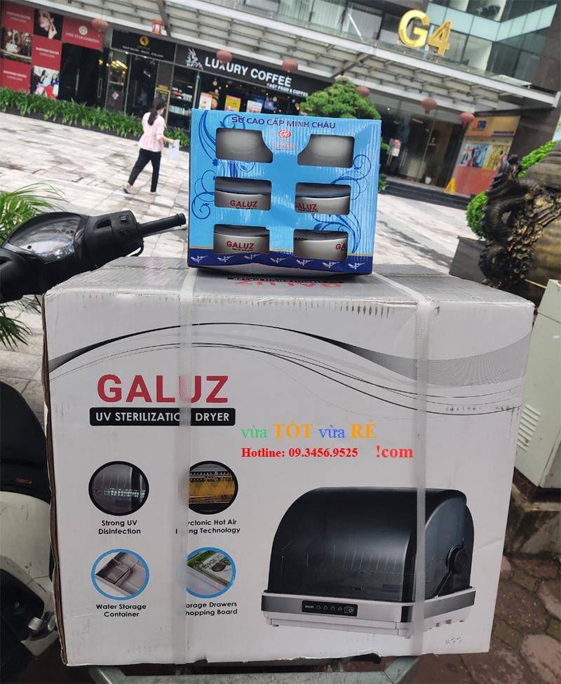 Máy sấy bát Galuz BJG68