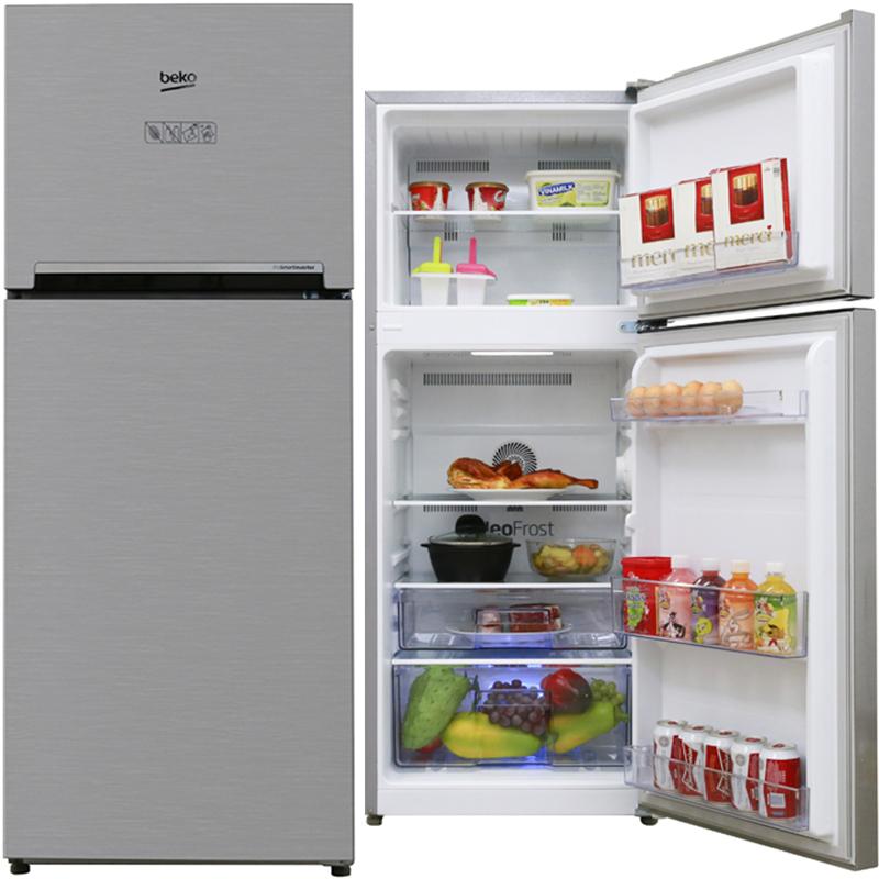 Tủ lạnh 200l inverter Beko RDNT200I50VS
