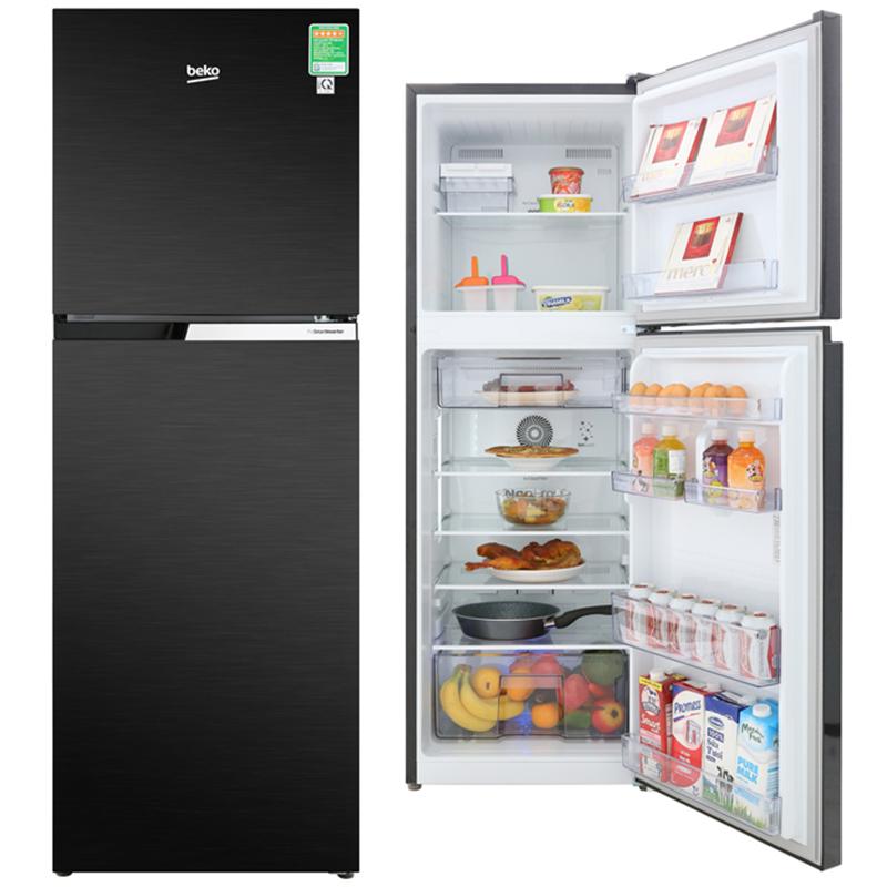 Tủ lạnh 250L inverter Beko RDNT251I50VWB